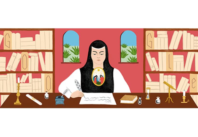 Google homenajea a Sor Juana por aniversario de su natalicio   El Imparcial de Oaxaca
