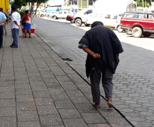 Aumentan vagabundos en Tuxtepec, Oaxaca