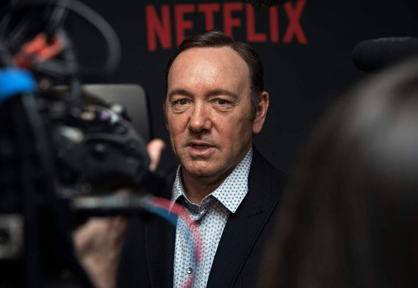 Actor mexicano acusa a Kevin Spacey de acoso sexual | El Imparcial de Oaxaca