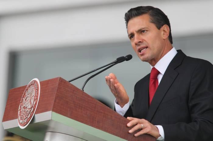 Convoca Presidencia a conferencia de prensa; se rumora destape de Meade como candidato presidencial | El Imparcial de Oaxaca