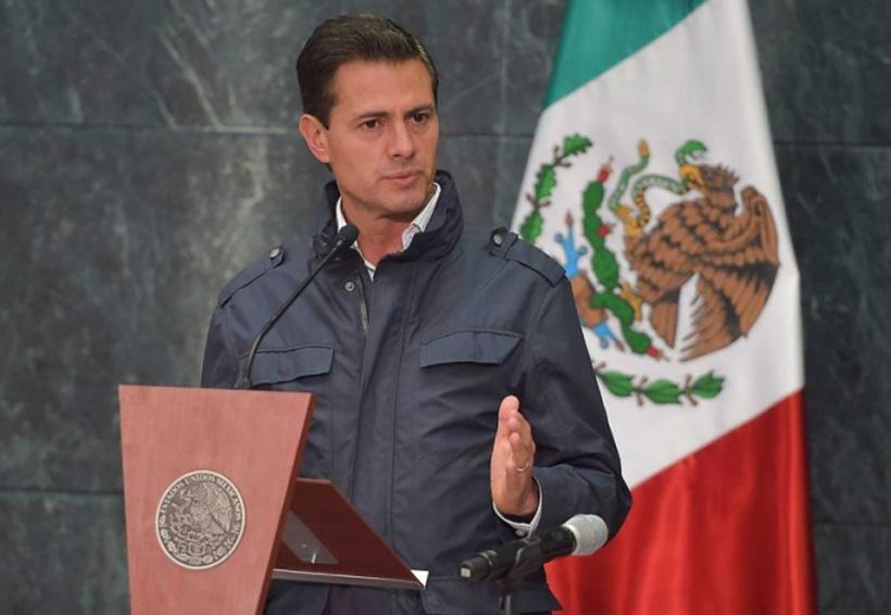 Peña Nieto reconoce labor de carteros en momentos críticos | El Imparcial de Oaxaca