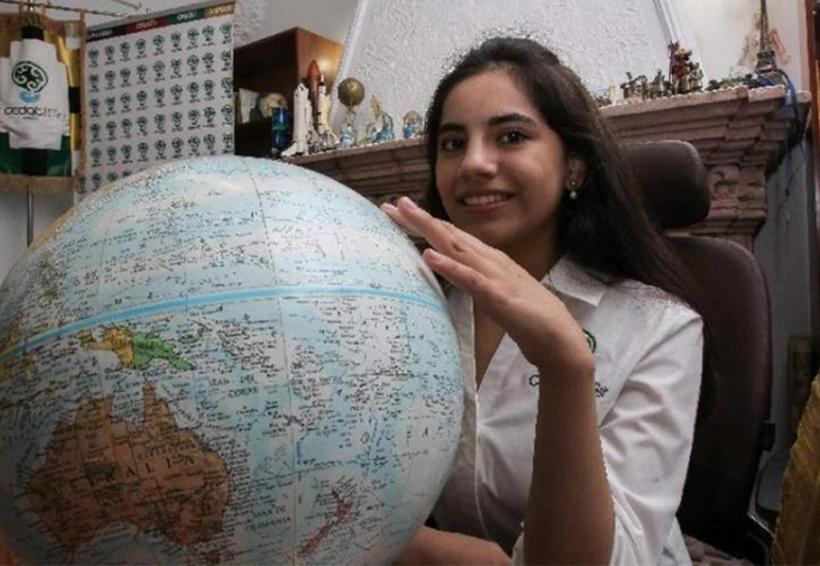 Niña genio mexicana, es la psicóloga más joven del mundo | El Imparcial de Oaxaca