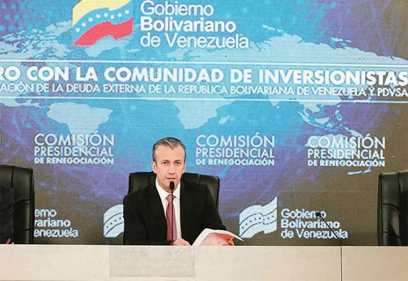 Venezuela sin acuerdo para renegociar la deuda | El Imparcial de Oaxaca