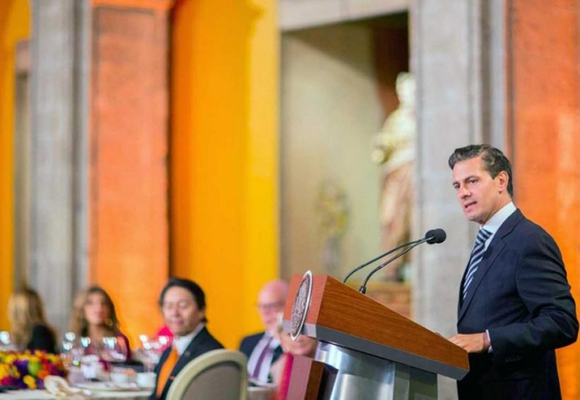 Peña Nieto destaca trabajo con otros países en lucha contra cáncer | El Imparcial de Oaxaca