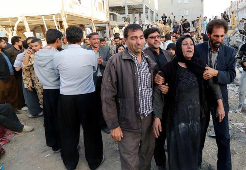 Contabilizan más de 530 muertos en Irán e Irak tras sismo | El Imparcial de Oaxaca