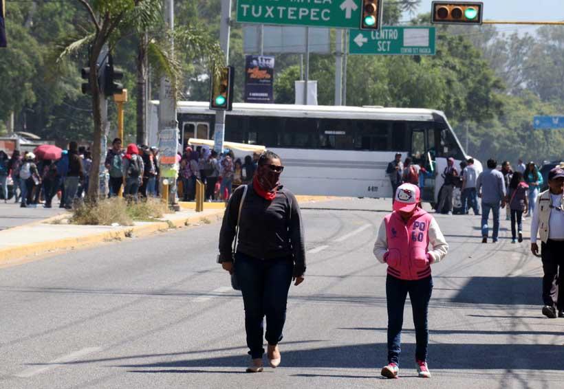 Apoyarán normalistas en movilización magisterial en Oaxaca   El Imparcial de Oaxaca