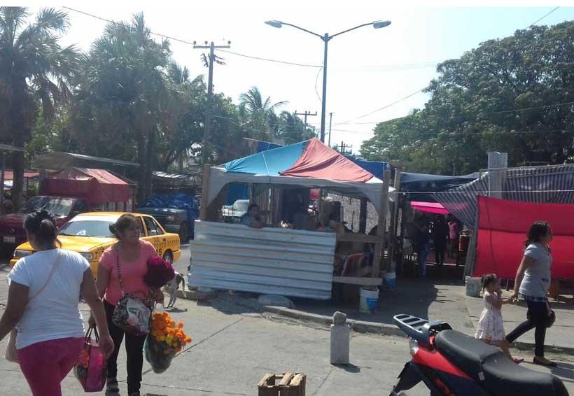 Reubicarán a comerciantes informales de Salina Cruz, Oaxaca | El Imparcial de Oaxaca