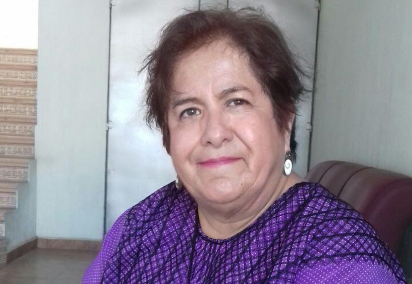 Mujeres de Oaxaca Navegando  en el Tiempo donan material