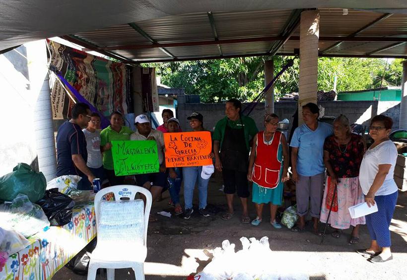 En Tlacotepec realizarán el  tianguis de apoyo comunitario | El Imparcial de Oaxaca