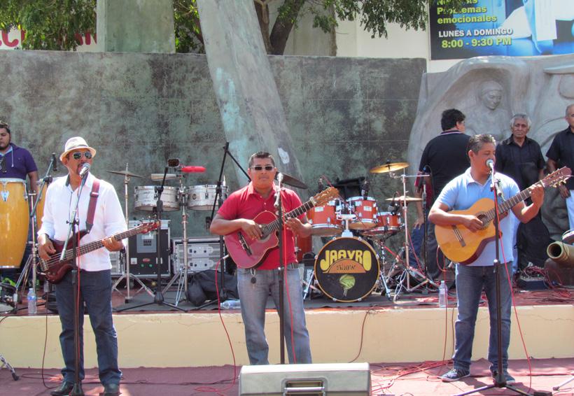 Músicos de Juchitán realizan segunda  jornada de talentos | El Imparcial de Oaxaca