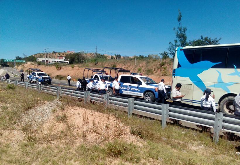Normalistas de Tamazulápam del Progreso denuncian represión
