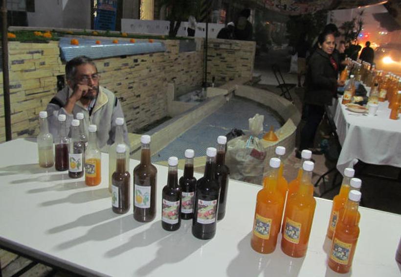 La Primera Feria del aguardiente  fue regular en Huautla de Jiménez, Oaxaca