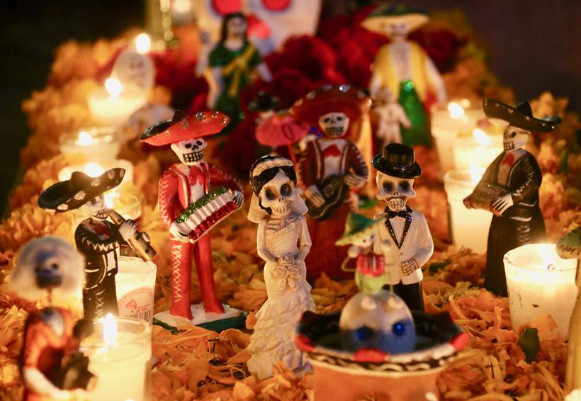 Culminan los festejos de Día de Muertos en Oaxaca