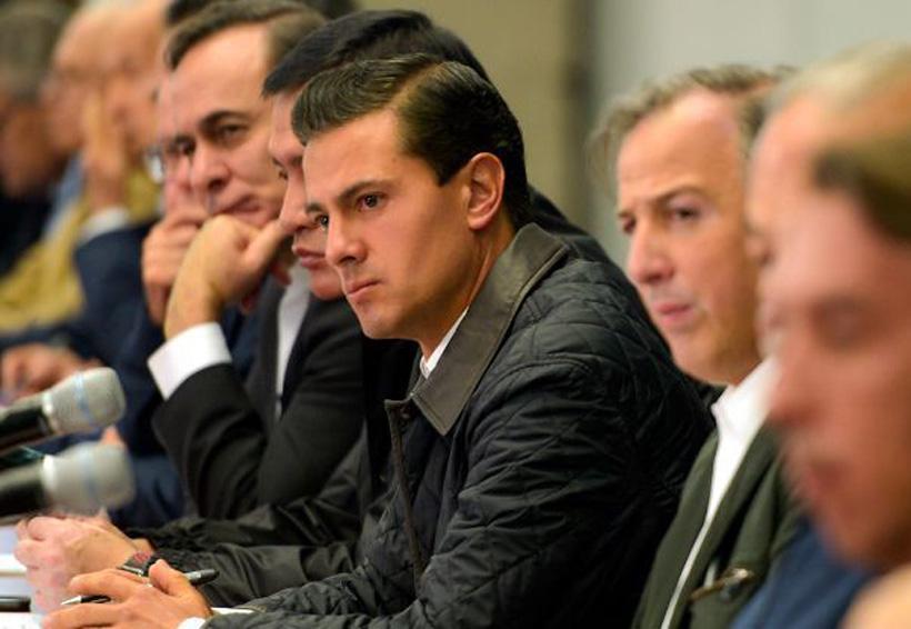 Peña pide a empresarios trasparentar apoyos   El Imparcial de Oaxaca