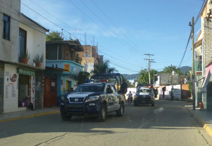 Continua operativo de seguridad de Todos Santos en Telixtlahuaca, Oaxaca | El Imparcial de Oaxaca