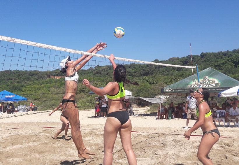 Éxito total del Tour Tour Mexicano de Voleibol de Playa en la Costa de Oaxaca