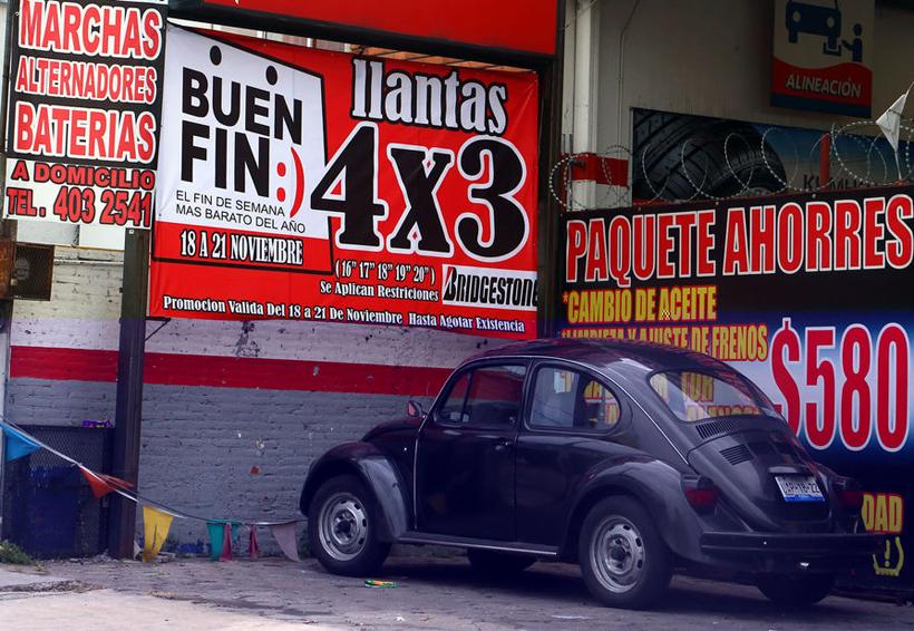 Más de mil 700 mdp en ganancias dejará el 'Buen Fin' | El Imparcial de Oaxaca