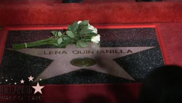 Develan estrella de Selena en Paseo de la Fama de Hollywood | El Imparcial de Oaxaca