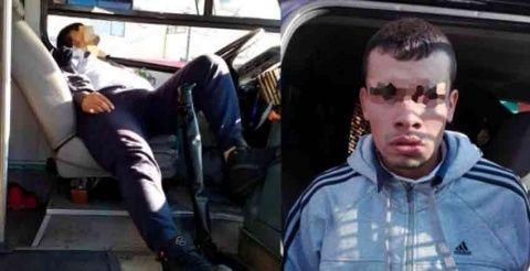 Ladrón asalta camión, el chofer sufre infarto y decide entregarse | El Imparcial de Oaxaca