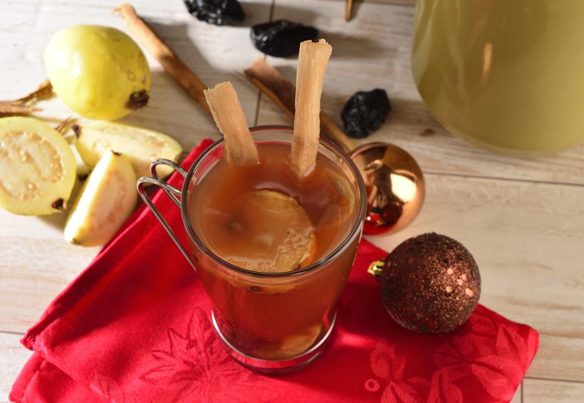 Ponche con licor de naranja | El Imparcial de Oaxaca
