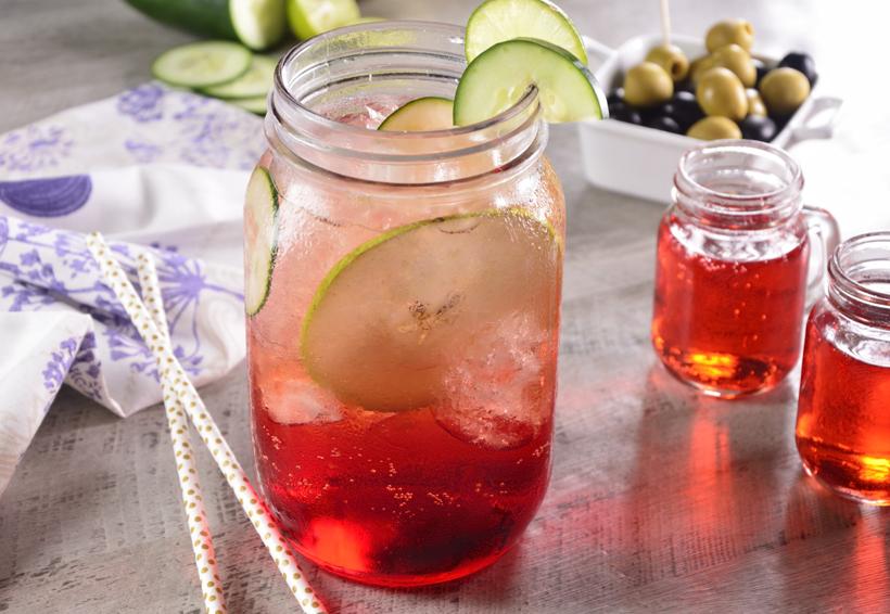 Coctel de pera con jengibre y vodka | El Imparcial de Oaxaca