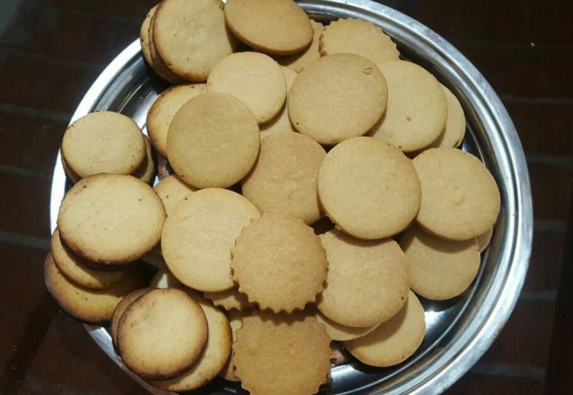 Galletas de crema de cacahuate | El Imparcial de Oaxaca