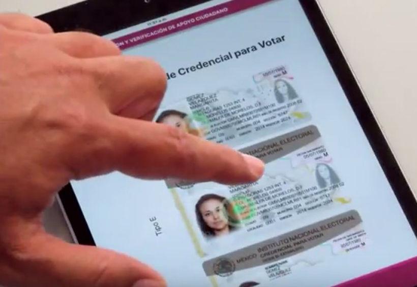 INE actualizará app de firmas para dar certeza a los candidatos independientes | El Imparcial de Oaxaca