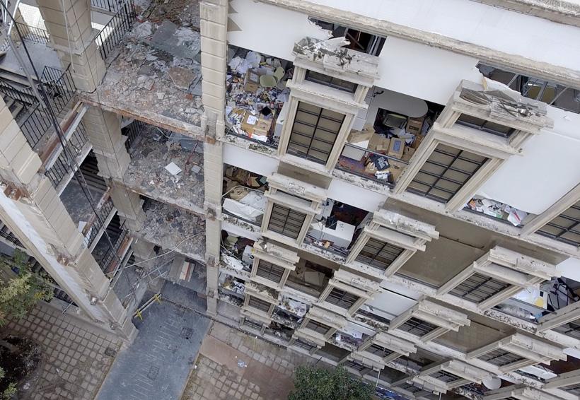 Hubo fallas en construcción de varios inmuebles que colapsaron el 19-S: Cenapred | El Imparcial de Oaxaca