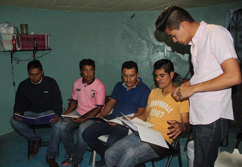 Gestan formación de banda  filarmónica en El Molino