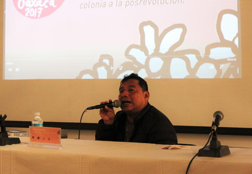 Invisibilizadas las culturas vivas: Mardonio Carballo | El Imparcial de Oaxaca