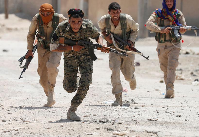 Ejército sirio toma control de última ciudad en poder del Estado Islámico | El Imparcial de Oaxaca
