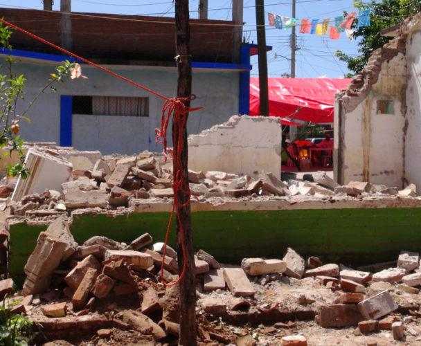 2 mil 500 viviendas  no han sido censadas  en Juchitán, Oaxaca