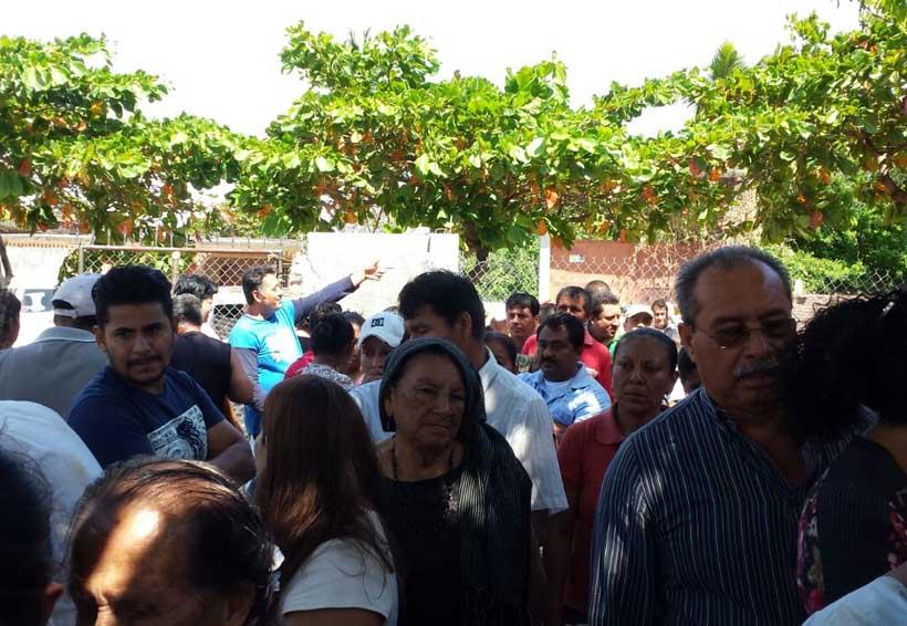 Realizan censo ciudadano en Asunción Ixtaltepec, Oaxaca