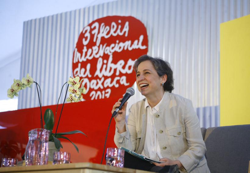 Para mí el periodismo no es un juego: Carmen Aristegui | El Imparcial de Oaxaca