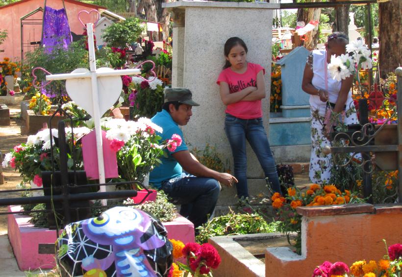 Culminan los festejos de Todos Santos en Santa Cruz  Xoxocotlán, Oaxaca