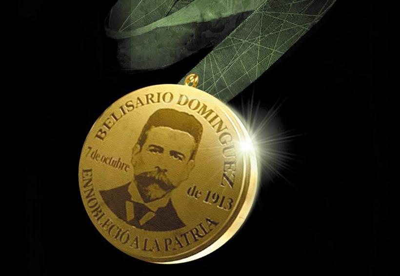 Senado analiza quién recibirá la Medalla Belisario Domínguez | El Imparcial de Oaxaca