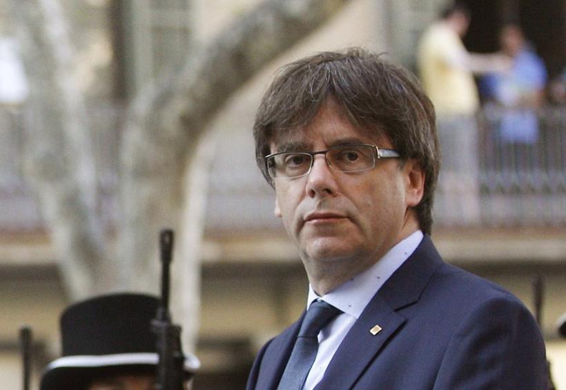 Carles Puigdemont se entrega voluntariamente a la justicia de Bélgica | El Imparcial de Oaxaca