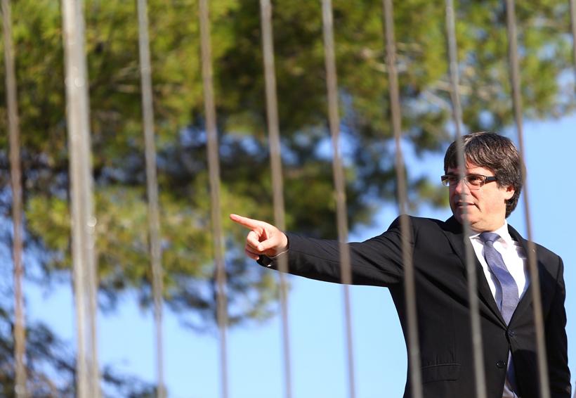 Emiten orden de detención europea contra Puigdemont | El Imparcial de Oaxaca