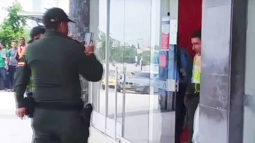 'Ladrón sexy': El asaltante de un banco colombiano se gana el corazón del público | El Imparcial de Oaxaca