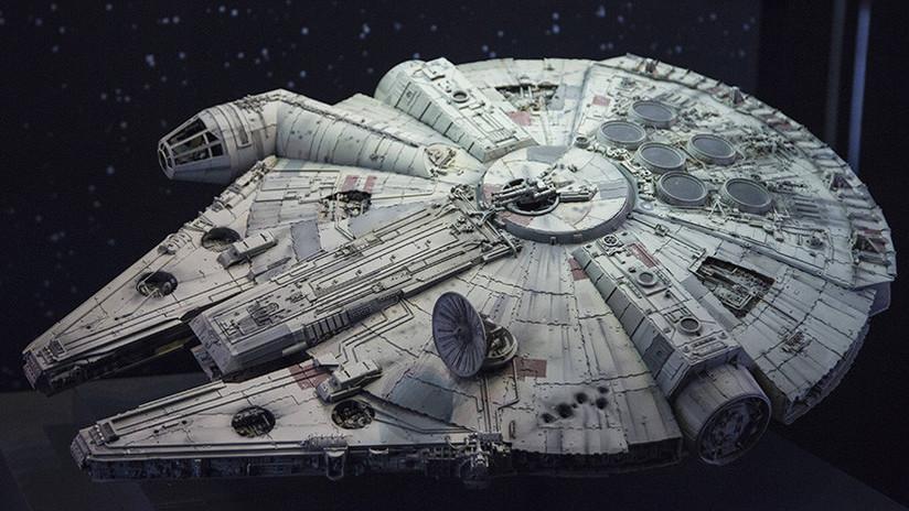 Disney intenta esconder el Halcón Milenario de 'Star Wars' pero Google Earth lo encuentra | El Imparcial de Oaxaca