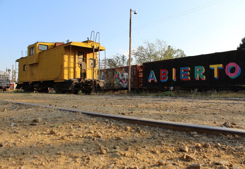 El boom de la llegada del ferrocarril a Oaxaca