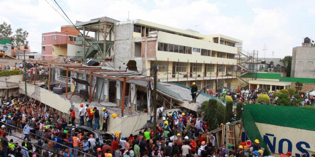 Localizan a la directora del Colegio Rébsamen | El Imparcial de Oaxaca