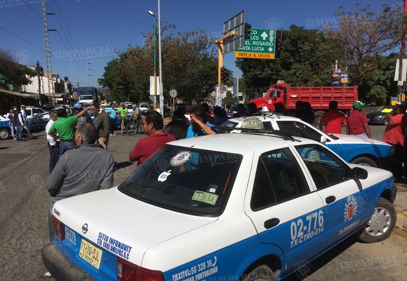 CTM se adueña de las calles de Oaxaca | El Imparcial de Oaxaca