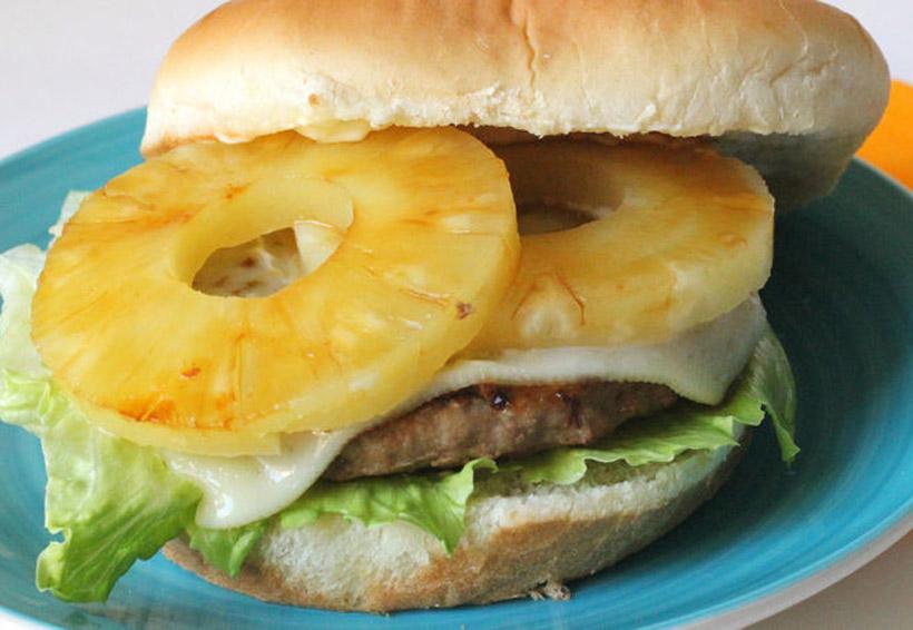 Hamburguesa hawaiana | El Imparcial de Oaxaca
