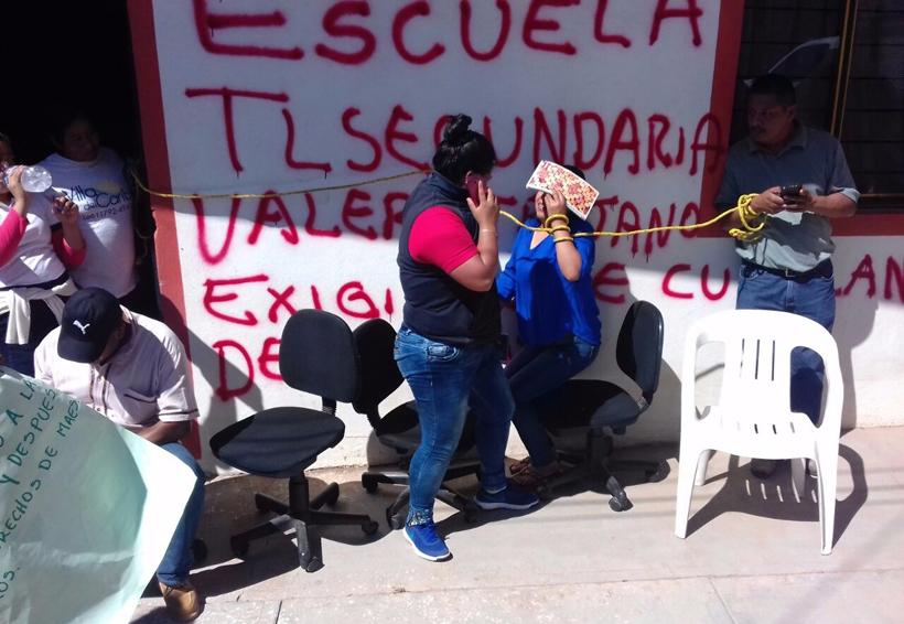 Exigen pronta solución a problemática escolar en Valerio Trujano   El Imparcial de Oaxaca