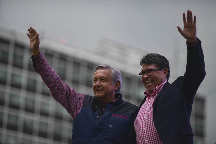 Insiste AMLO en que buscará a Ricardo Monreal   El Imparcial de Oaxaca