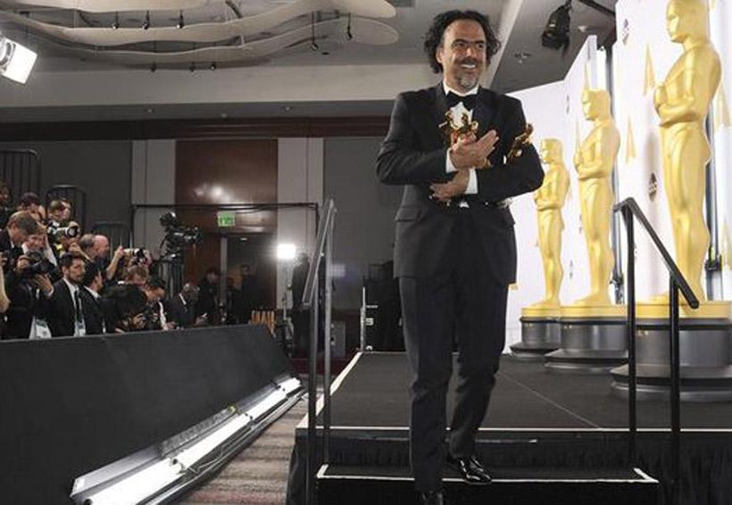 Iñárritu recibe el Oscar especial por 'Carne y arena' | El Imparcial de Oaxaca