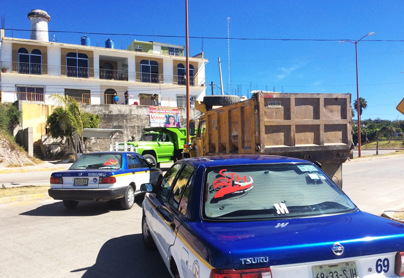 También en Huajuapan protestan por liberación de líder de la CTM | El Imparcial de Oaxaca