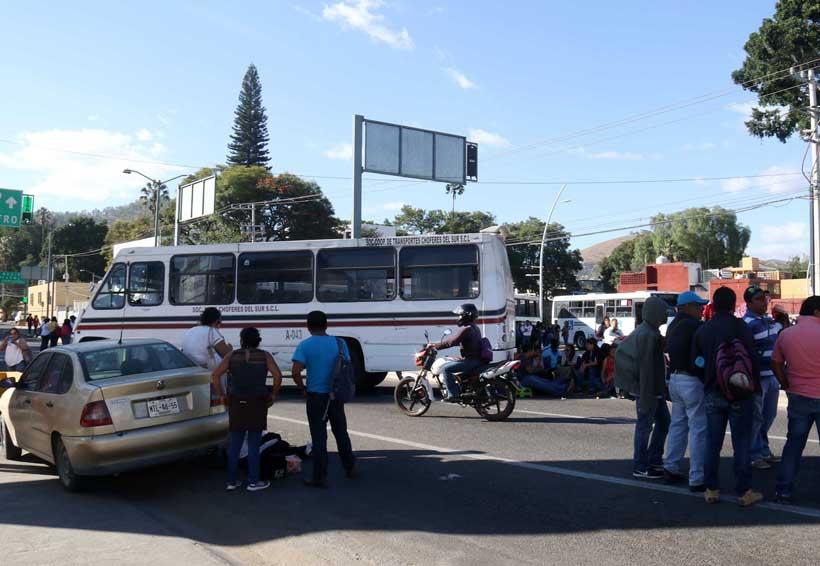 Desquicia Sección 22 la ciudad de Oaxaca con bloqueos y tomas | El Imparcial de Oaxaca