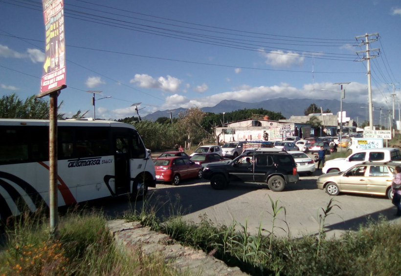 Exhortan a los ciudadanos de Oaxaca a tomar medidas  para evitar los bloqueos | El Imparcial de Oaxaca